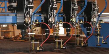 EKO CNC – plasma- ja polttoleikkauskoneet